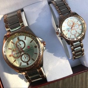 His & Hers Watch Set